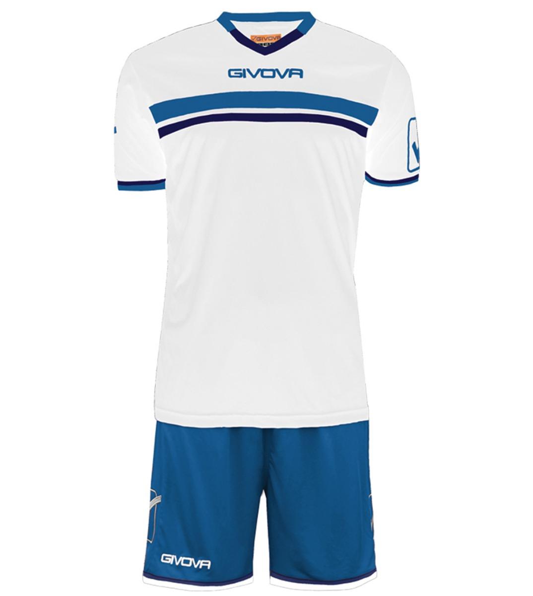 Kit-Game-Calcio-Sport-GIVOVA-Abbigliamento-Sportivo-Uomo-Calcistico-GIOSAL miniatura 16