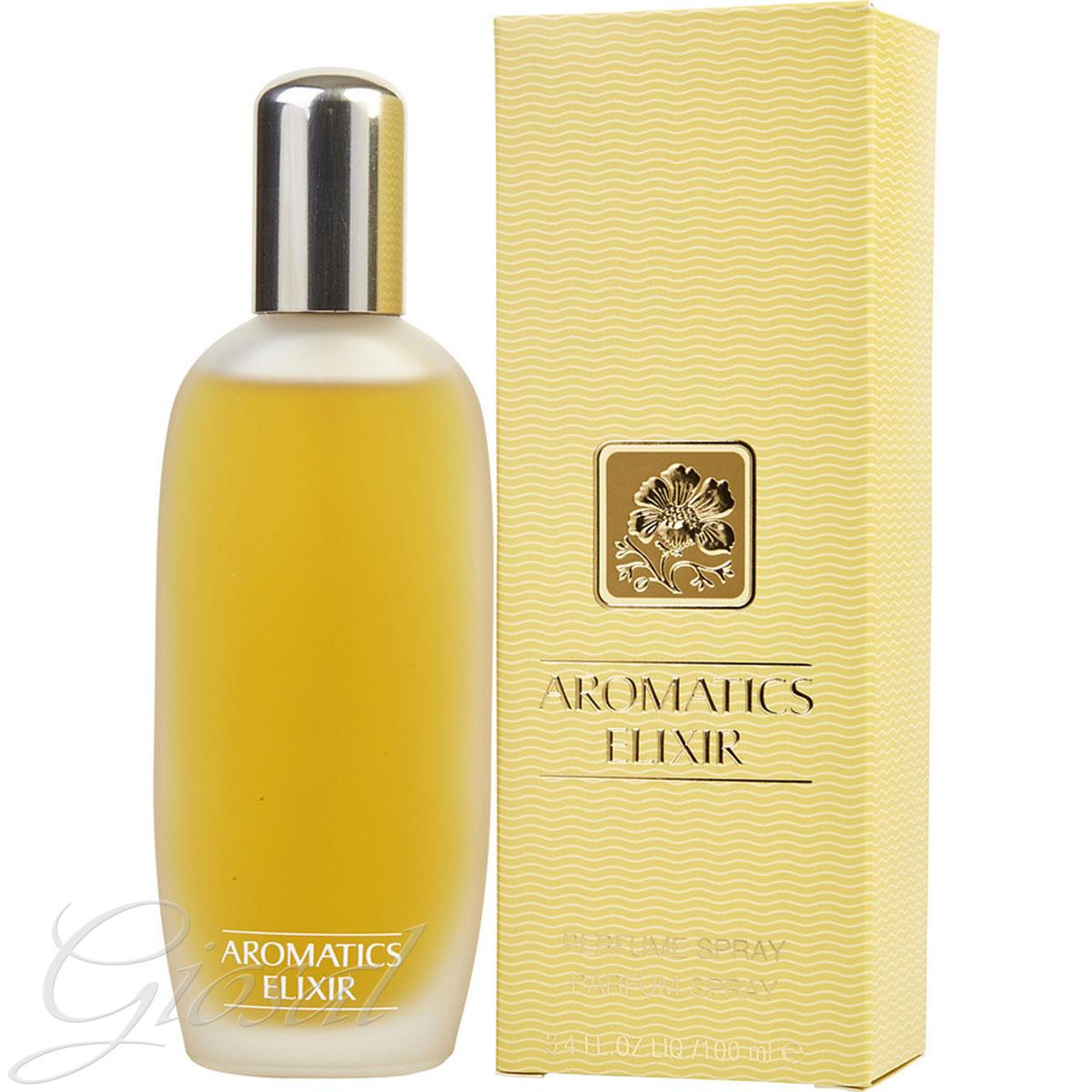 Detalles de Profumo da Donna Clinique Aromatics Elixir Eau de Parfum 25ml 45ml GIOSAL