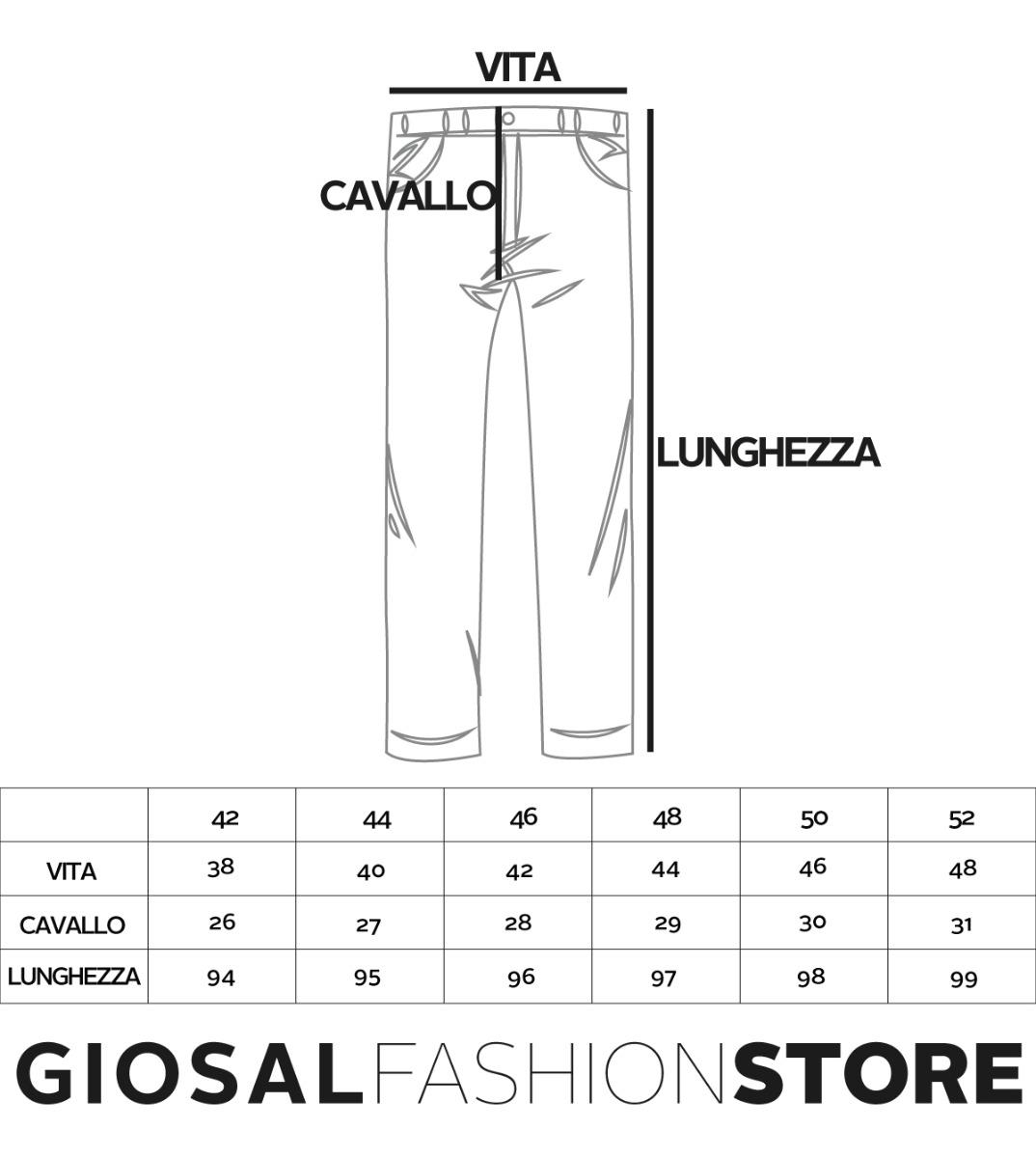 Pantalone-Denim-Chiaro-Uomo-Jeans-Cinque-Tasche-Con-Rotture-MOD-Cotone-GIOSAL miniatura 8
